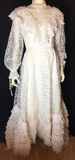 A Div Of Alfred Angelo US MADE VINTAGE Bridallure Wedding Dress