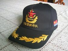 07's series China PLA Navy Submarine Force CAP,Hat Baseball Style