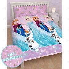 Completi di lenzuola o copripiumini rosa Disney 100% Cotone