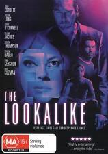 The Lookalike  - DVD - NEW Region 4