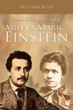 Secret Traces of the Soul of Mileva Maric-Einstein (Paperback or Softback)