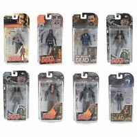 The Walking Dead Action Figures Collectible Characters With Accessory Age 13+