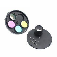 New 2''5-Position Manual Filters Wheel for Astrophotography to CCD Cameras+track