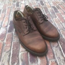 Mephisto Runoff Air Jet System Mens Brown Casual Lace Up Oxford Shoes SZ 10