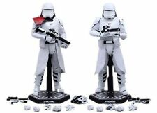 Star Wars Force Awakens First Order Snowtrooper 12 Inch Hot Toys Figure Set