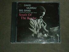 David Murray Big Band South Of The Border Japan CD Don Byron Frank Lacy