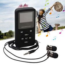 Pocket Digital DAB+UKW-Radio-Empfänger RDS FM Radio MP3-Player Bluetooth+Headset