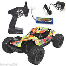 T2m Pirate Sniper 4 WD 1-10 Off-road tout Terrain Buggy Électronique RTR Jaune #