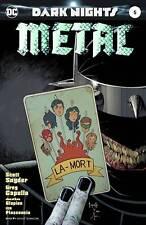 Dark Nights Metal #5 DC Comics 1st Print (2018) near mint comic