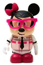 """Disney Nerds Rock  -  3"""" Vinylmation ( Minnie Nerd )"""