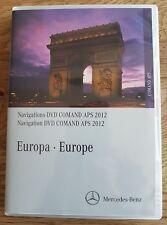 Mercedes-Benz Navigations-DVD Comand APS 2012