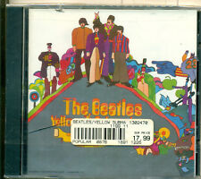 The Beatles Yellow Submarine Parlophone CDP 7 46445 2 DADC Sealed Crack in case