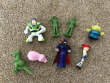 "Disney Bundle Toy Story FIGURES Mini 2"" Approx Buzz Jessie Soldiers Alien Zurg"