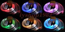 DIY twinkle stars fiber optic light kit 32w RGBW led light source+ PMMA600pcsx3m