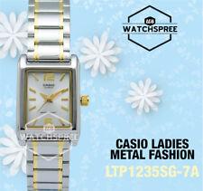 Casio Ladies' Standard Analog Series Watch LTP1235SG-7A