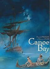 Canoe Bay, astillas