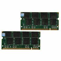 2GB PC2700 DDR 333 LAPTOP RAM MEMORY 2x 1GB IBM Thinkpad  T40 T41 T42 Kingston