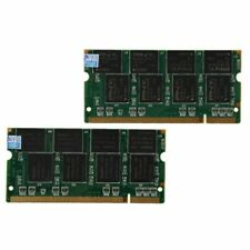 2GB PC2700 DDR 333 LAPTOP RAM MEMORY 2 x 1GB IBM Thinkpad X31 X32 X40 Kingston