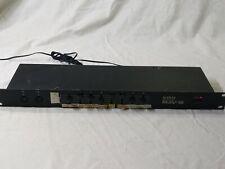 KAWAI MAV-8 MIDI Patchbay 8 outputs 4 inputs Splitter Rack Used Tested