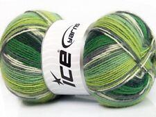 Ice Yarns Solid Sock 100 gr Skein Color 55464 Black