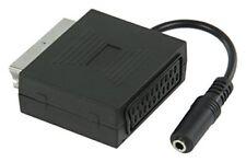 Câbles audio et adaptateurs de Jack femelle 3,5 mm à Femelle 3,5 mm