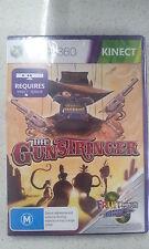 The Gunstringer Xbox 360 Game NEW