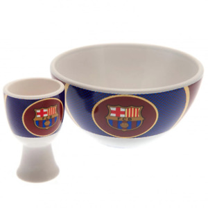 FC Barcelona Breakfast Set Design 1