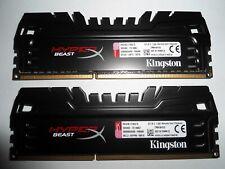 ✔✔ KINGSTON HyperX BEAST 16GB (2x8GB) 2400MHz DDR3 PC3-19200 (HX24C11T3K2/16X)