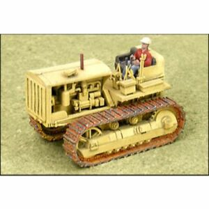GHQ 61011 - 1940s Tracked Crawler   - HO Scale Kit