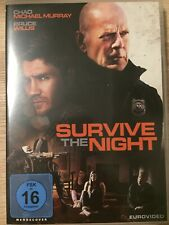 DVD Survive the Night (2020), FSK 16