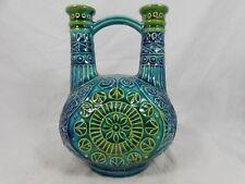 "Beautiful / schöne 70´s design Bay Keramik pottery "" Chimney "" vase 82 20"