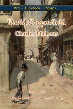 David Copperfield - Unabridged MP3 CD Audiobook in DVD case