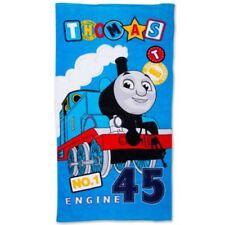 Toallas de baño y albornoces azules Thomas de 100% algodón