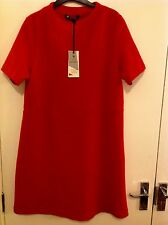 M&S BEST OF BRITISH FOR M&S COLLECTION  half Sleeve Dress Size: 16
