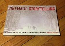 Cinematic Storytelling by Jennifer Van Sijll (2005, Paperback)