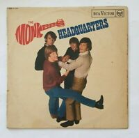 The Monkees - Headquarters - 1967 - RD-7886 - UK Mono Pressing - Vinyl LP