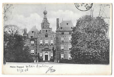 Huize Keppel PPC, 1910 PMK to Wallasey, 17th c Castle Near Arnhem