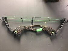 """Hoyt Prevail 37 SVX Right Handed 29"""" 50-60lb brown 3"""