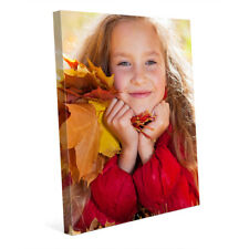 Your Picture Photo Art Printed - 20x30 Custom Gallery Wrapped Canvas Thick Frame