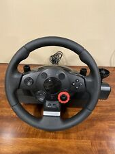 Logitech Driving Force GT E-X5C19 PC PS2 PS3 PlayStation **Steering Wheel ONLY**