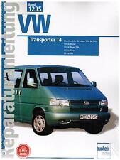Buch Reparaturanleitung VW Transporter T4 ab Januar 1996 bis 1999 Band 1235
