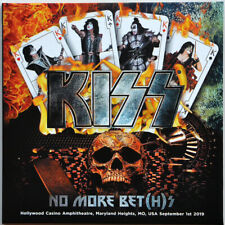 KISS End Of The Road World Tour LIVE 2019 Maryland Heights 2CD set in digisleeve