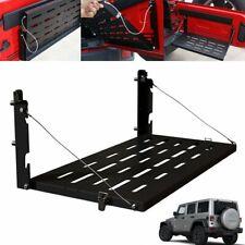 Tailgate Table Panel Rear Foldable Shelf Storage Fits Jeep Wrangler JK 2007-2018