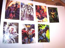 1994 MARVEL ANNUAL FLAIR POWERBLAST INSERT CARD SINGLES! WOLVERNE SPIDERMAN!
