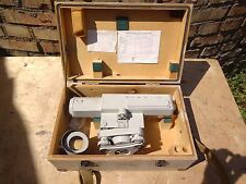 Transit Level Scope survey USSR 1988 N-05 in case