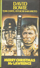 Merry Christmas Mr Lawrence VIDEO Tom Conti DAVID BOWIE Ryuichi Sakamoto