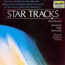 Erich Kunzel Cincinnati Pops Orchestra Star Tracks NM CD Telarc Japan Matsushita