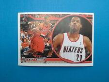 2010-11 Panini NBA Sticker Collection n.255 Marcus Camby Portland Trail Blazers