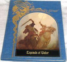 Legends of Valor by Brendan Lehane (1984, Hardcover) The Enchanted World series