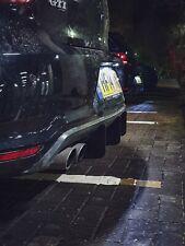 Polo 6R GTi/BlueGT Diffuser Fins (Bolt On)